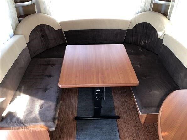 Hobby Prestige 650 UMFe, 2010, kg egenvægt 1580