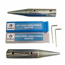Purui 58 Spindle Adapter Right And Left Hand For 8 Bench Grinder