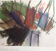 PATRICE Rare Phototypie tirage: 1000ex. de 1954 Lanskoy Bram Van Velde etc 61ans