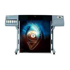 HP-DESIGNJET-5500-A0-42-034-106cm-FARB-PLOTTER-DYE-Q1251A