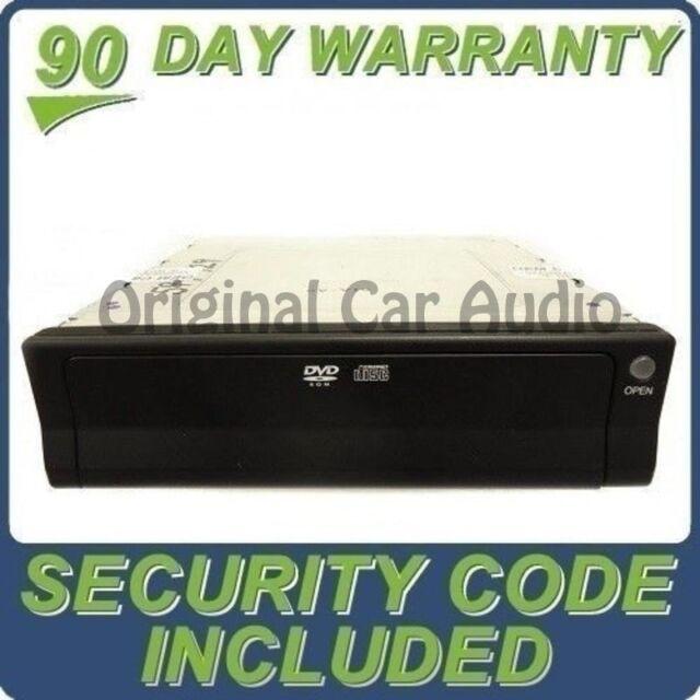 09 10 Acura TSX Navigation GPS NAV Drive DVD Rom Disc