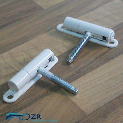 Renovierband Höhenverstellbar Einbohrband Türband Höhenverstellbar Weiß