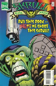 Skrull-Kill-Krew-1995-series-1-in-Near-Mint-condition-Marvel