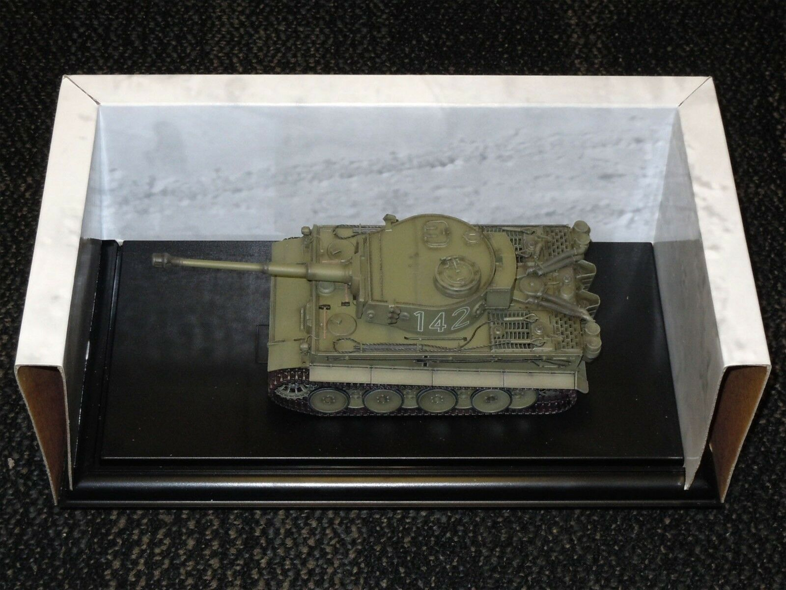 Dragon Armor Tiger I 1 35 Tank, Mint In The Box
