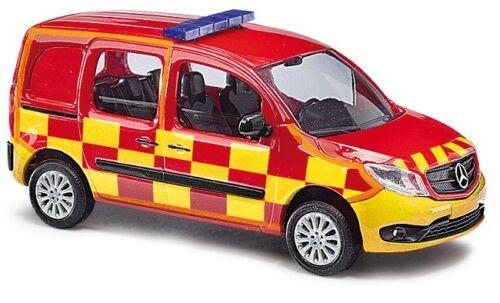 Neu Feuerwehr Frankreich Busch 50660-1//87 H0 Mercedes-Benz Citan Kombi