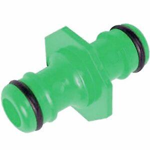 Image Is Loading Hozelock Compatible 2 Way Connector Garden Watering Accessories
