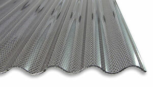 acryl lichtplatten wellplatten profilplatten 3 mm sinus 76 18 wabe klar. Black Bedroom Furniture Sets. Home Design Ideas