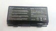 Battery for Asus A32-T12 A32-X51 11.1V 5200mAh T12C T12E T12F X51C X51H X51L