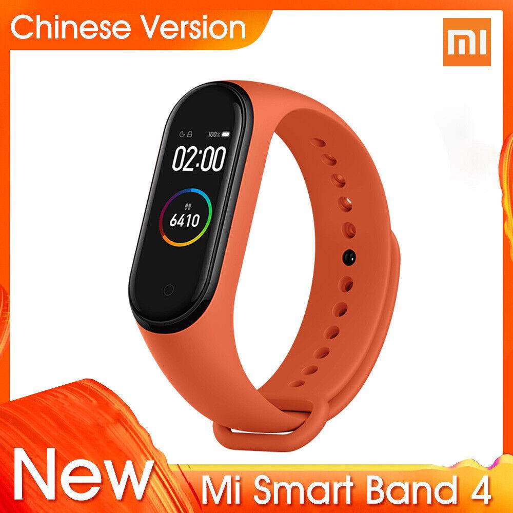 Xiaomi Mi band 4 Smartband Bluetooth 5.0 AMOLED  Smartwatch Fitness Tracker 2
