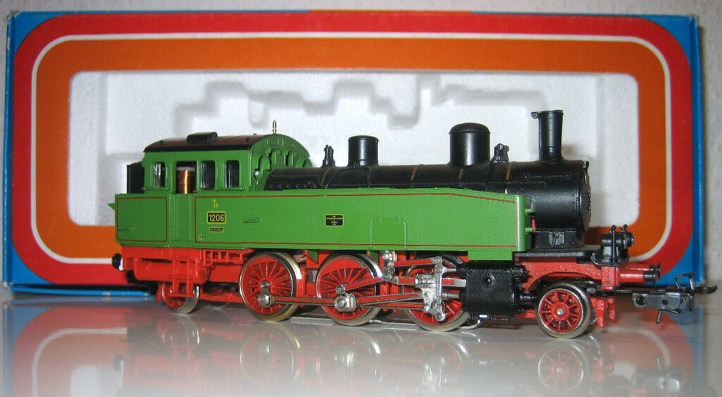 Märklin h0 3312 locomotiva t5 PERFETTE CONDIZIONI SCATOLA ORIGINALE