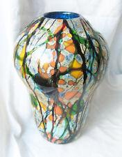 Magnifique Vase en verrerie d'Art de murano