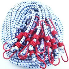 12pc 24 Heavy Duty Bungee Cords Tie Down Straps 12 Thick 92024
