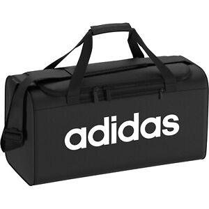 adidas-Line-Core-Duffelbag-Sporttasche-Reisetasche-Trainingstasche-klein-25-L