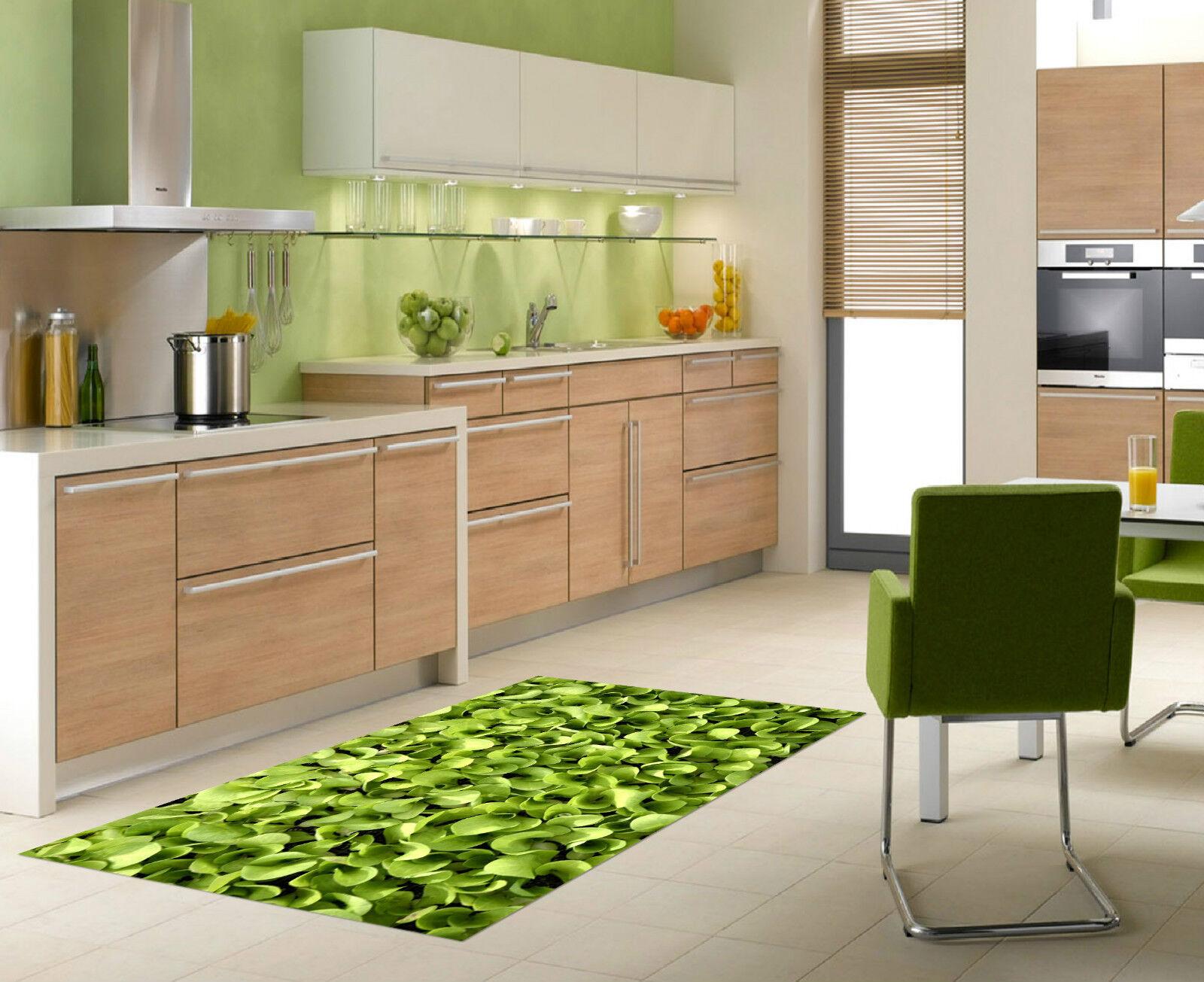 3D Légumes verdes Luxuriants Décor Mural Murale De Mur De Cuisine AJ WALLPAPER FR