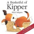 Basketful of Kipper 8 Stories Single by Mick Inkpen (CD-Audio, 2003)