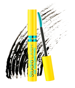 Details about Miss Sporty Mascara Studio Lash Curl 3D Volume Extra Black  Long Lasting