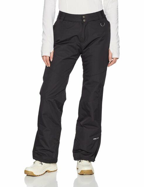 Arctix Women/'s Ski Pants Small Black