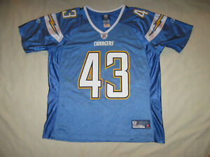 San Diego Chargers Darren Sproles Jersey Women's Large Ladies NFL ...