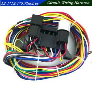 Universal Wire Harness Autos. . Wiring Diagram on