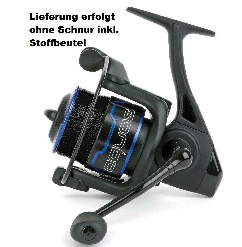 Fox 4000 Matrix Aquos 4000 Fox Reel Rolle Angelrolle Feederrolle Feeder Reel Feedern 73cd79