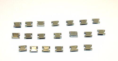 CLASSIC MINI BODY SEAM /& WAIST RAIL MOULDING CLIPS X 20 GHF1560