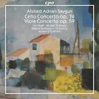 Ahmed Adnan Saygun: Cello Concerto; Viola Concerto (CD, Feb-2008, CPO)