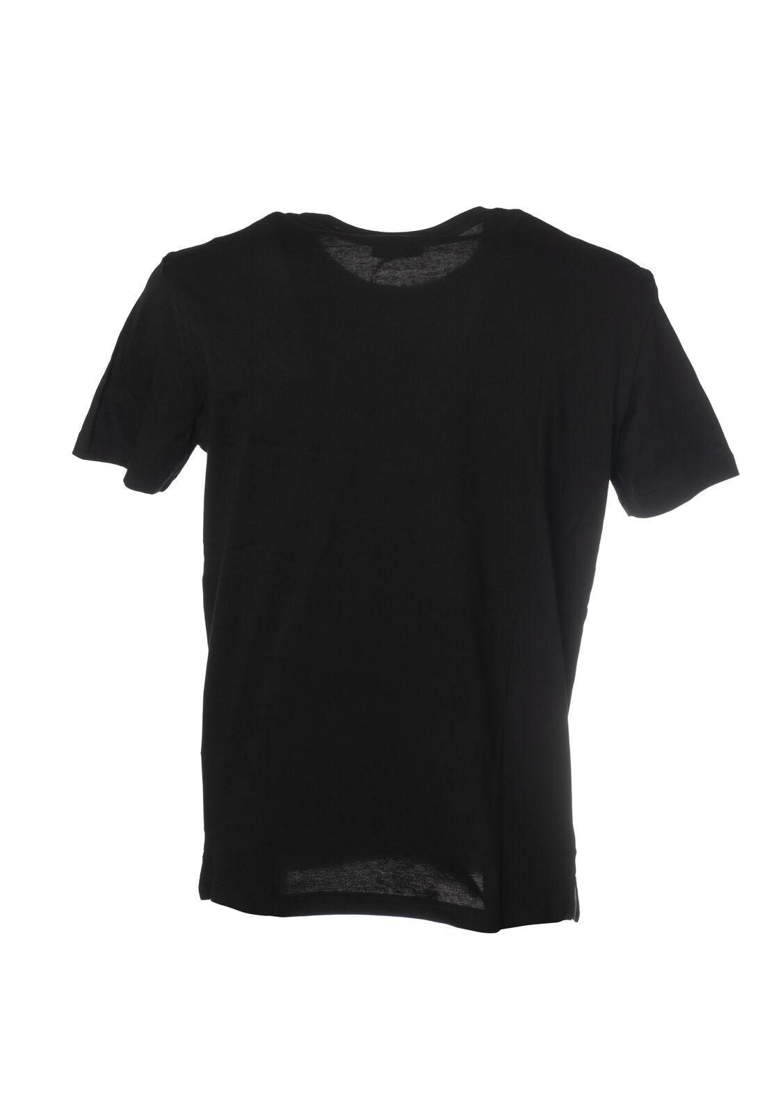 Paolo Paolo Paolo Pecora - Topwear-T-shirts - Uomo - Nero - 6171908D191612 552acf
