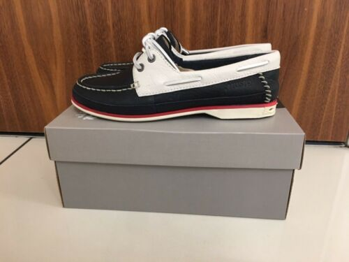 Musto Uk 3 eu White Size 5 36 Shoes Clarks Deck Navy By amp