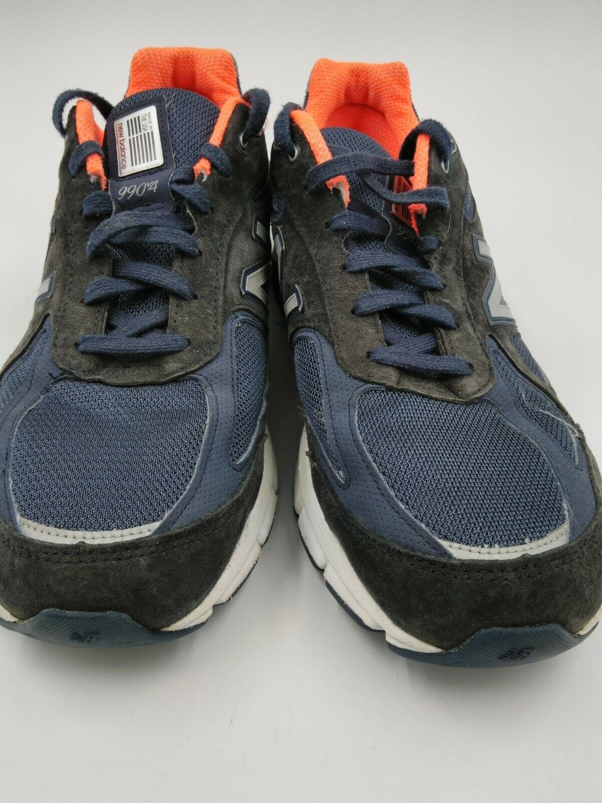 New 990v4 Hecho en EE. UU. para Hombre Balance Tenis-Casual Correr Caminar