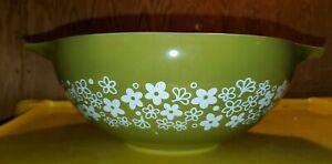 Pyrex 444 Crazy Daisy Spring Blossom Cinderella Bowl