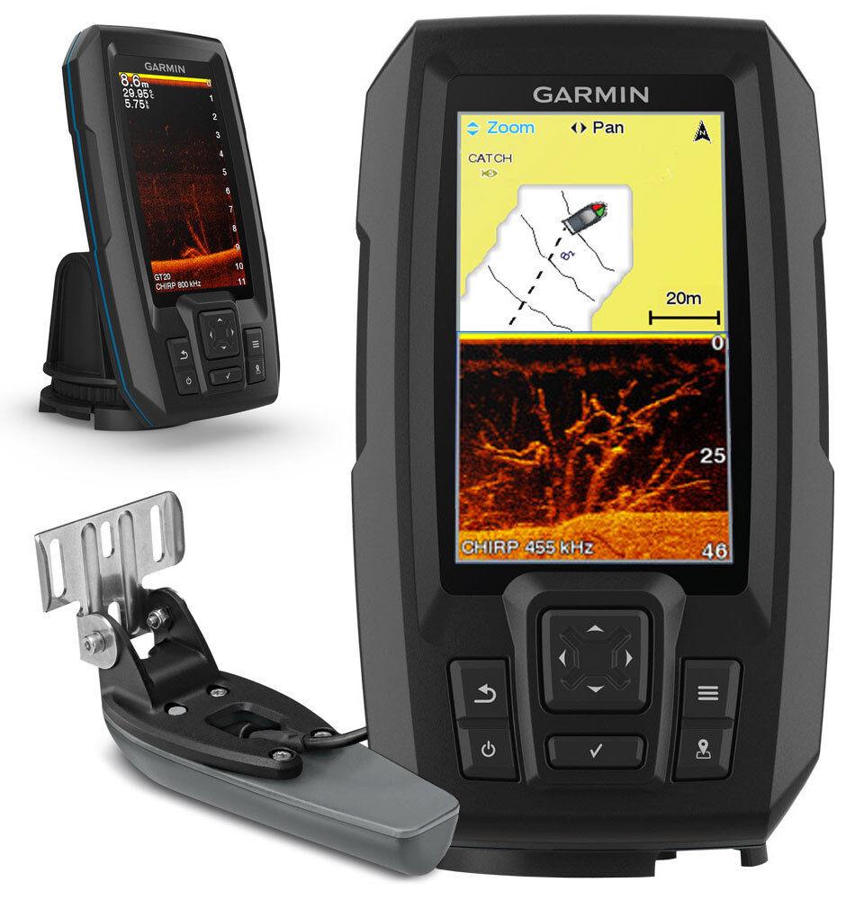 Garmin Ecoscandaglio Striker Plus 4cv Trasduttore GT20TM 0100187101  60320416