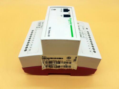Version 3.84 SCHNEIDER ELECTRIC  TAC XENTA 401 HW 2.2