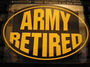 ARMY-RETIRED-OVAL-AUTO-MAGNET