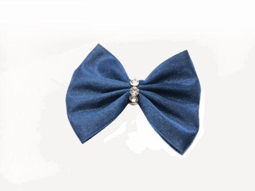 CL3 Haarschleife Haarspange Clip Schnabelspange Alligatorspange Schleife 5,5 cm