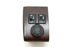 2015-TOYOTA-SIENNA-HEATED-SEAT-SWITCH-12V-OUTLET-55446-08060-OEM-12-13-14-15