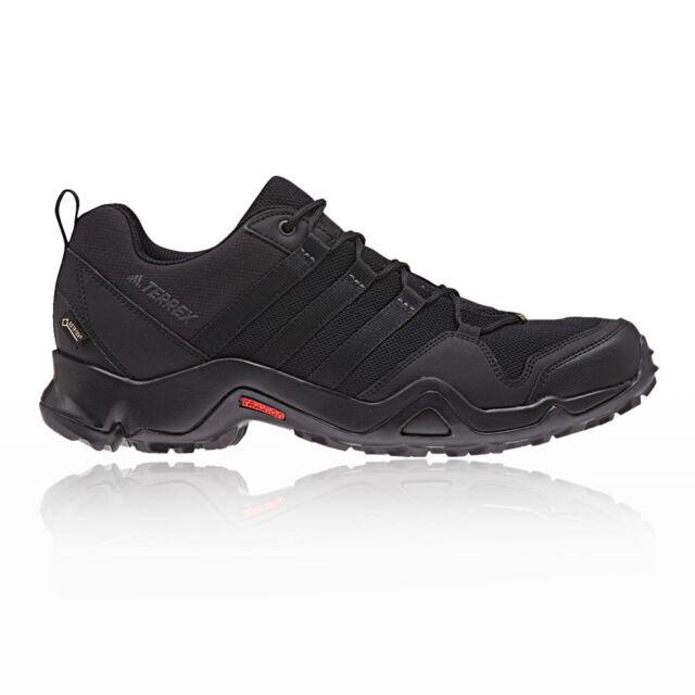 adidas Mens Terrex AX2R GORE-TEX Walking Shoes Black Sports Outdoors  Waterproof 2b437ea133