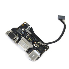 """I/O Board DC Power Magsafe Macbook Air 13"""" A1466 Mid 2013 Early 2014 2015 2017"""