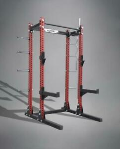 """WE HAVE STOCK eSPORT IRON BULL 300 93"""" HIGHT ½ RACK (FIRST ORDER FIRST SHIP) Canada Preview"""