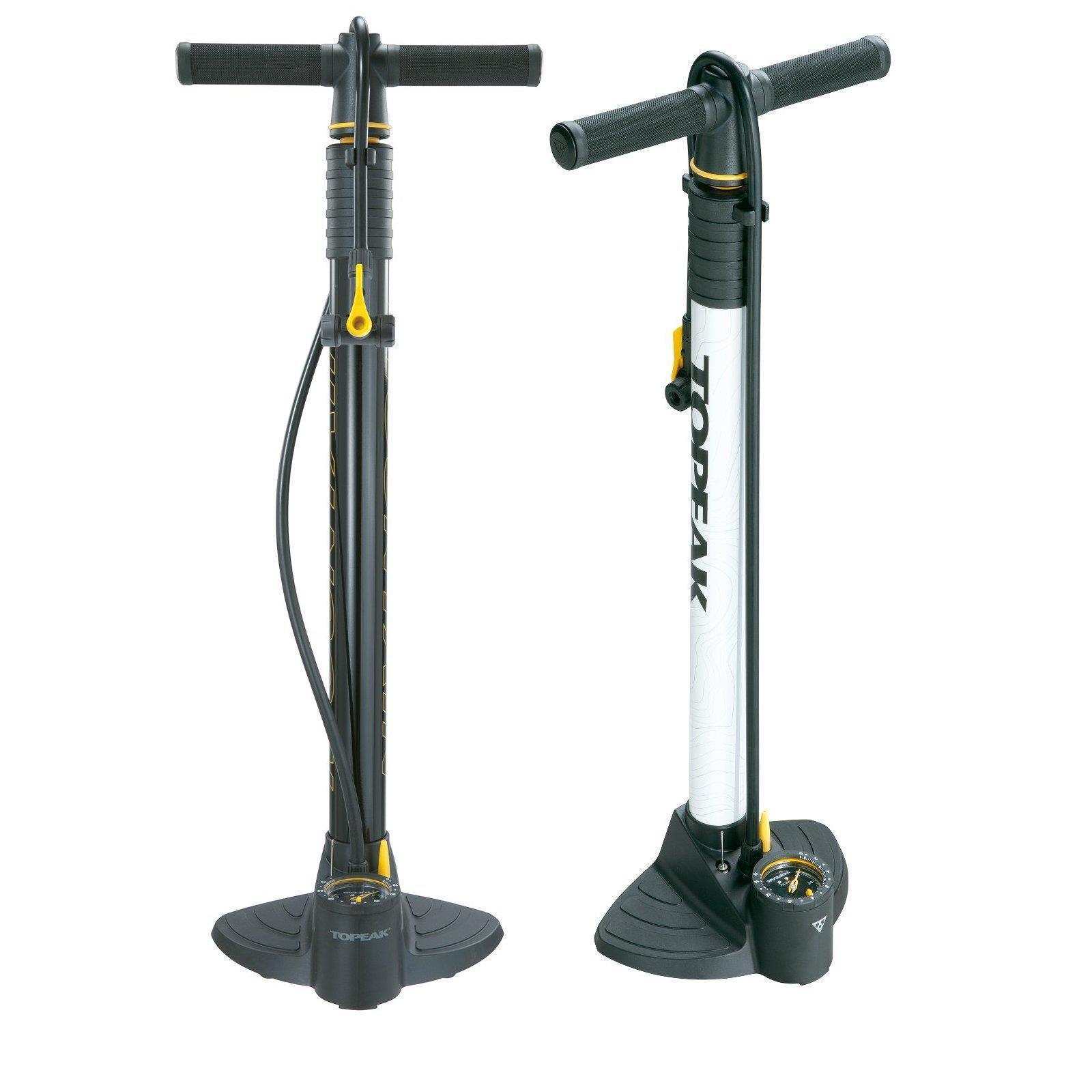 Topeak JoeBlow Fat Luftpumpe FatBike Reifen Reifen FatBike Standpumpe Joe Blow Pumpe FAT Bike 036641