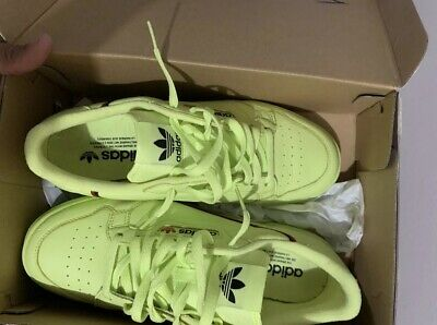 adidas continental 80 lime buy clothes