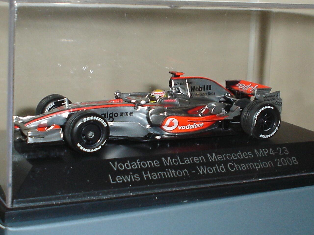 Official Mercedes Dealership McLaren Hamilton 2008 W Champ - Rare & Collectable