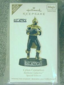 "2012 Hallmark Battlestar Galactia ""Cylon Centurion"" Magic ..."