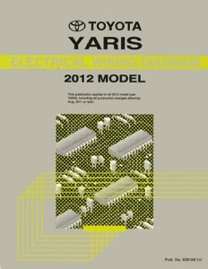 image is loading 2012-toyota-yaris-wiring-diagrams-schematics -layout-factory-