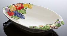 Bassano ov Obstschale Früchte Granatapfel italienische Keramik 52x35