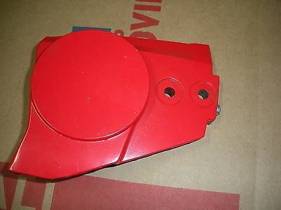 NOS homelite BAR CLUTCH COVER 100 SERIES 69090 vintage chainsaw body box