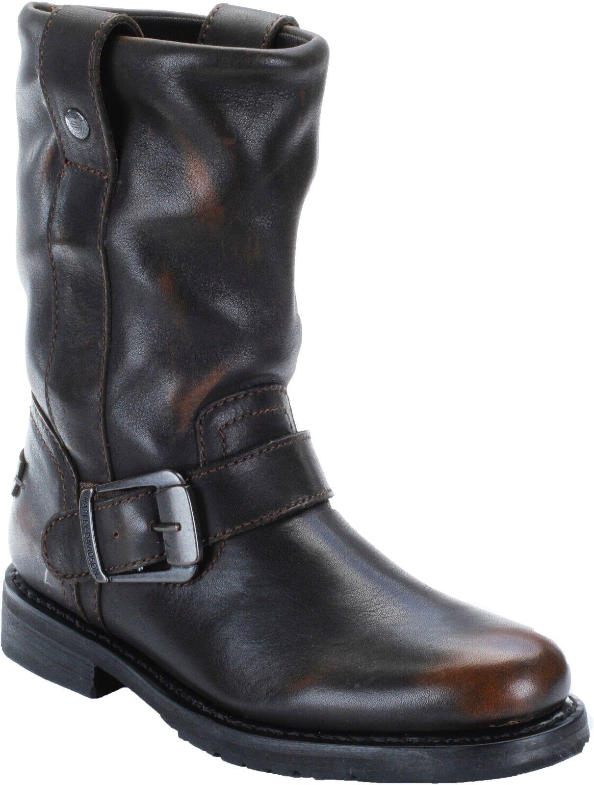 NEW Harley-Davidson Women's Boots D85417 Size 5.5 Medium