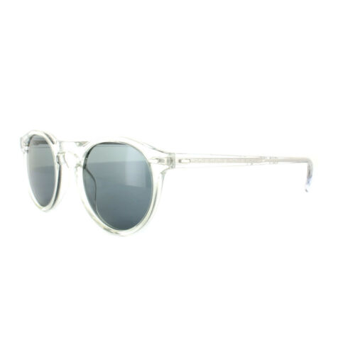 Oliver Peoples Sunglasses Gregory Peck 5217 1101//R8 Crystal Indigo Photochromic