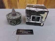 Dragons by Vandor Castle Dragon Trinket Box NEW in Box