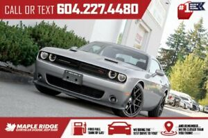 2015 Dodge Challenger Scat Pack   1-Owner, 6-Speed Manual, No Accidents