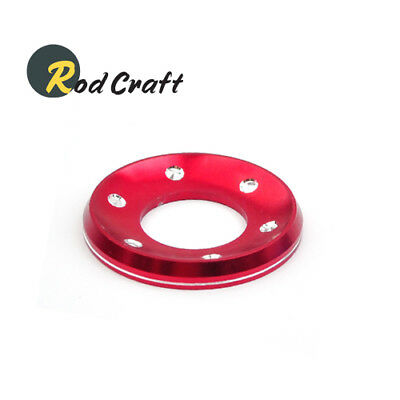 W-27X Rodcraft Winding check  O.D 27mm  2 tone Anodized Rodbuilding parts